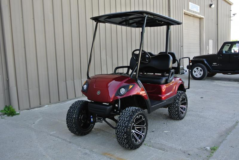 2013 Yamaha Drive 48V Electric Golf Cart w/ Extras #6064