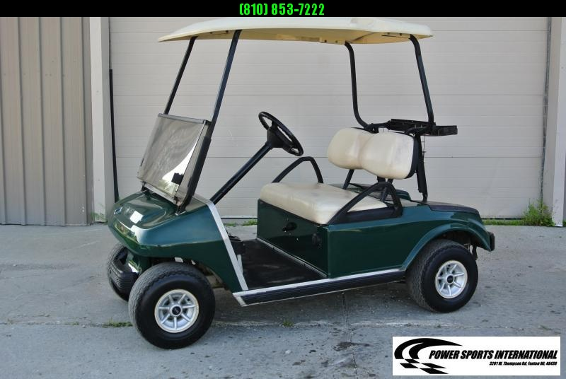 2001 CLUB CAR DS GAS CUSTOM GOLF CART