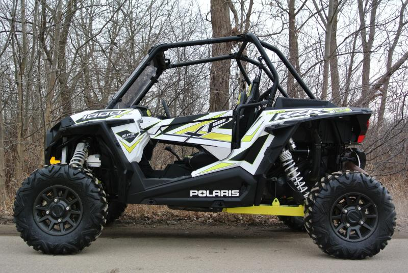 2018 POLARIS RZR XP 1000 (ELECTRIC POWER STEERING) WHITE Sport Side-by-Side #0696