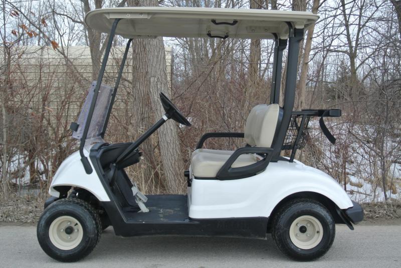 2013 Yamaha Drive GAS Golf Cart w/ Extras #1285