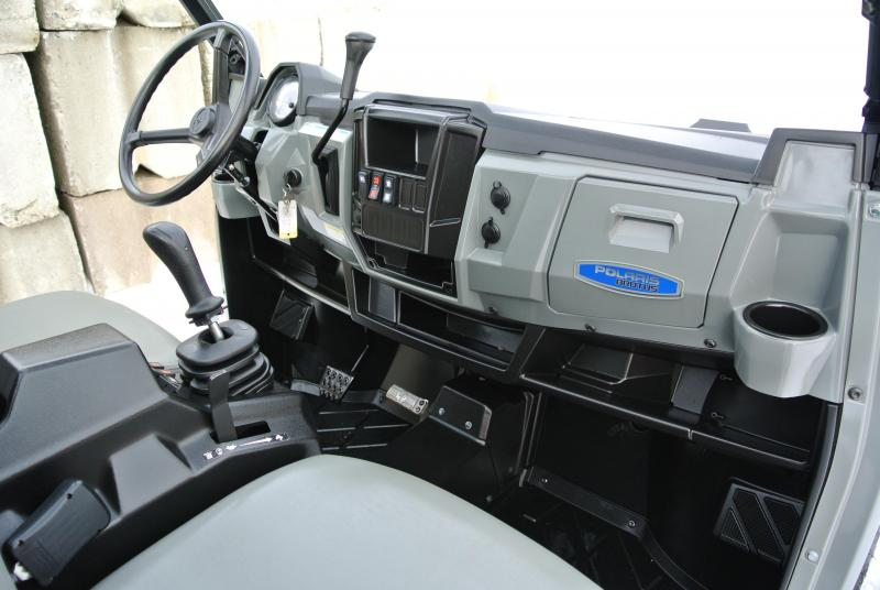 2013 POLARIS BRUTUS HD DIESEL Utility SIDE BY SIDE FULL SIZE (UTV) #0915