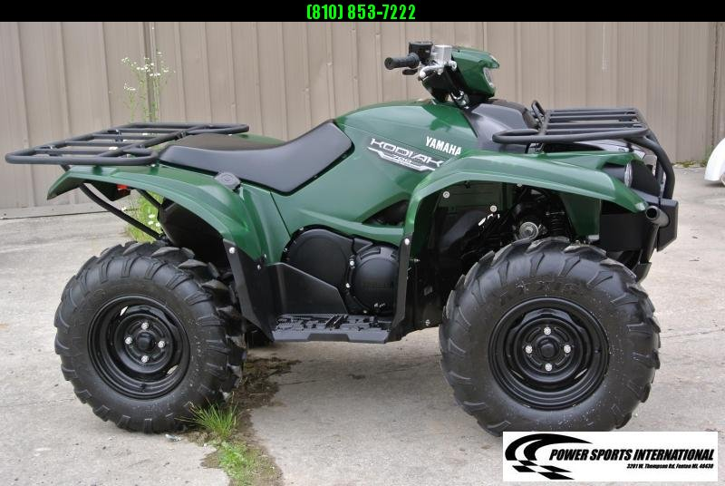 2017 YAMAHA YFM70KPXH KODIAK 700 4WD (HUNTER GREEN) #5355