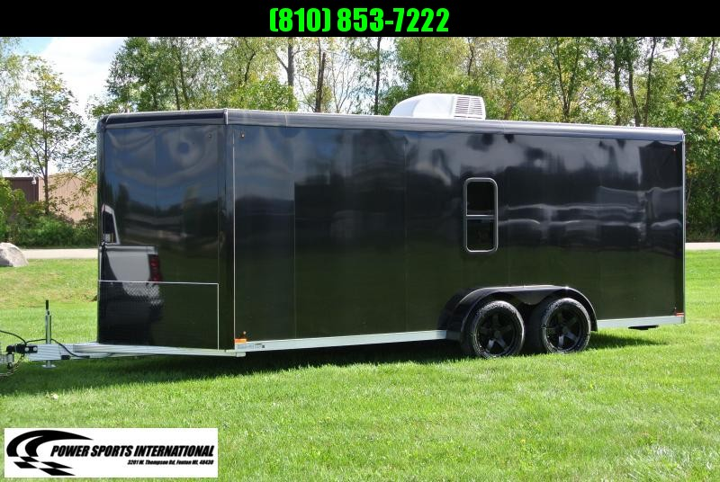2018 Legend 7' x 21' Deluxe Platinum Enclosed Cargo Trailer #7170