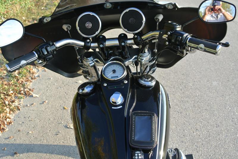 2010 Harley Davidson FXDWG DYNA WG Motorcycle #0387