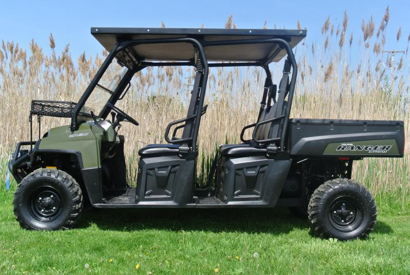 2013 POLARIS RANGER CREW 800HO Utility Side-by-Side #5927
