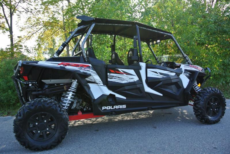 2014 POLARIS RZR 4 XP 1000 (ELECTRIC POWER STEERING) #8092