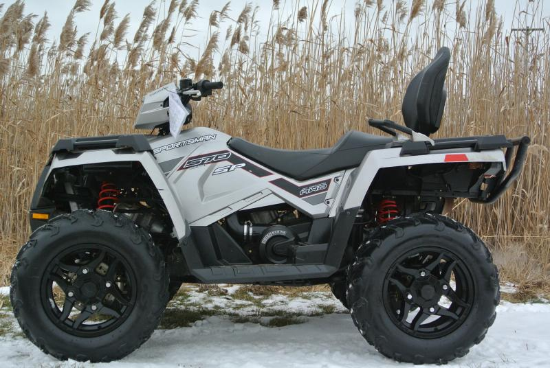2017 POLARIS SPORTSMAN TOURING 570 SP EPS ATV 4X4 #6897