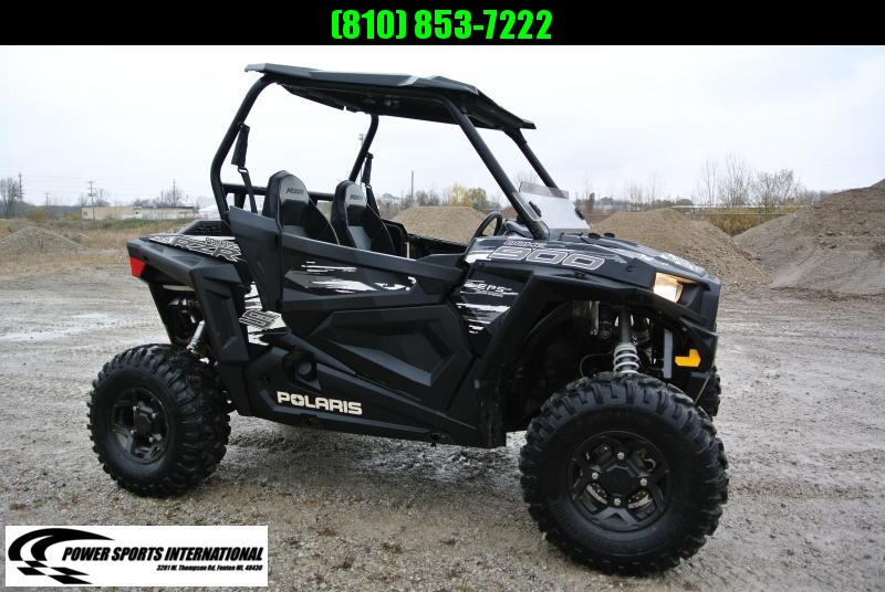 2018 POLARIS RZR S 900 EPS Black Sport Side-by-Side #2377