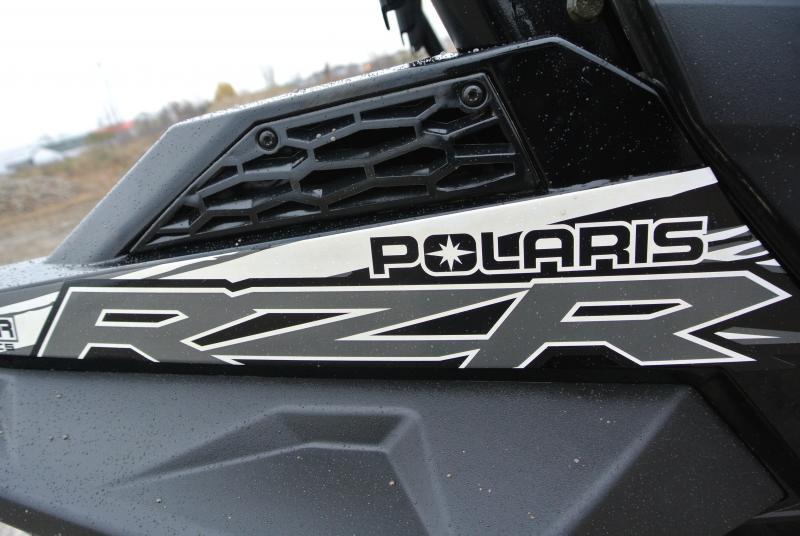 2018 POLARIS RZR S 900 EPS Black Sport Side-by-Side #2377