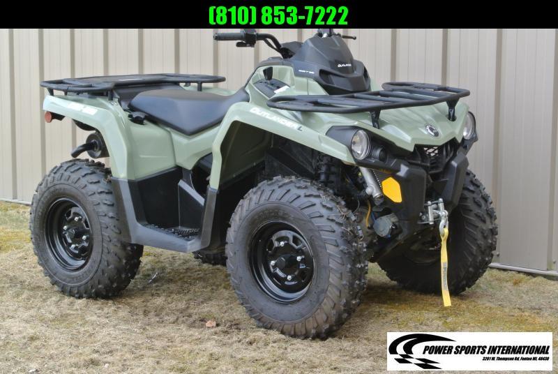2016 Can Am Outlander 450 ATV CAN-AM OUTLANDER #1690