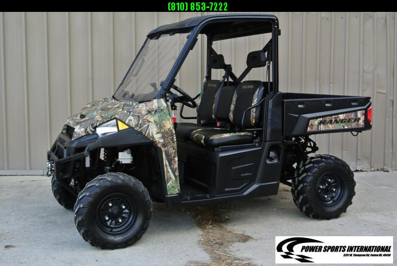 2016 POLARIS RANGER XP 900 HUNTER EDITION (ELECTRIC POWER STEERING CAMOUFLAGE) #0556