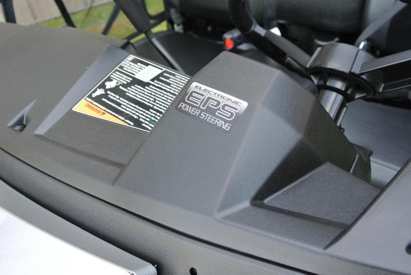 2017 POLARIS RANGER XP 900 EPS METALLIC SILVER FULL SIZE #0700