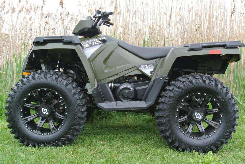 2016 POLARIS SPORTSMAN 570 (ELECTRIC FUEL INJECTION) #1221