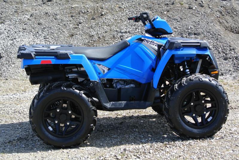 2017 POLARIS SPORTSMAN 450 H.O. 4X4 ATV #6019