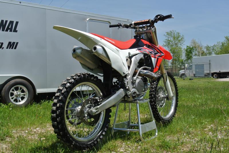 2016 Honda CRF450R Fuel Injected 4-Stroke Motocross Bike #1751
