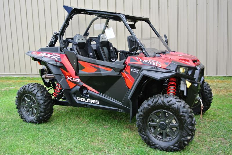 2016 POLARIS RZR XP 1000 TURBO (ELECTRIC POWER STEERING) #7337