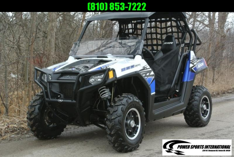 2011 POLARIS RANGER RZR BLUE/WHITE LE 800 Sport Side-by-Side #7203