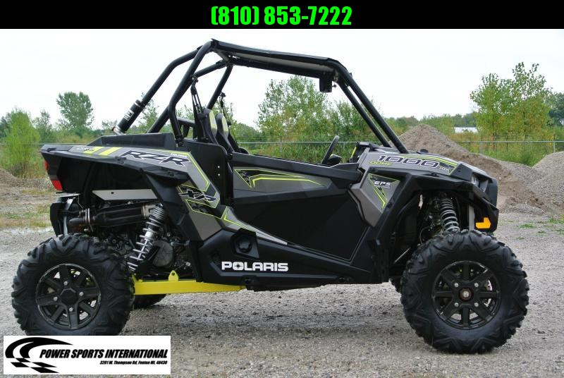2016 POLARIS RZR XP 1000 EPS  MONSTER ENERGY GREEN #1372