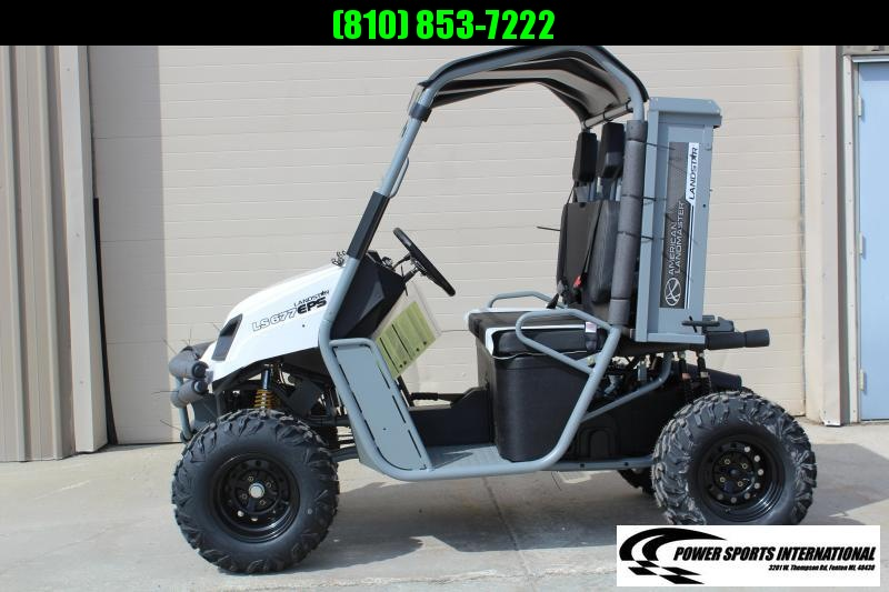 2019 American Land Master LS 677 EPS Utility Side-by-Side (UTV) #0097