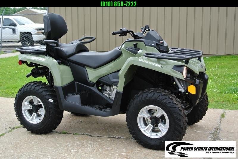 2016 Can Am Outlander L MAX 450 ATV CAN-AM  #1487