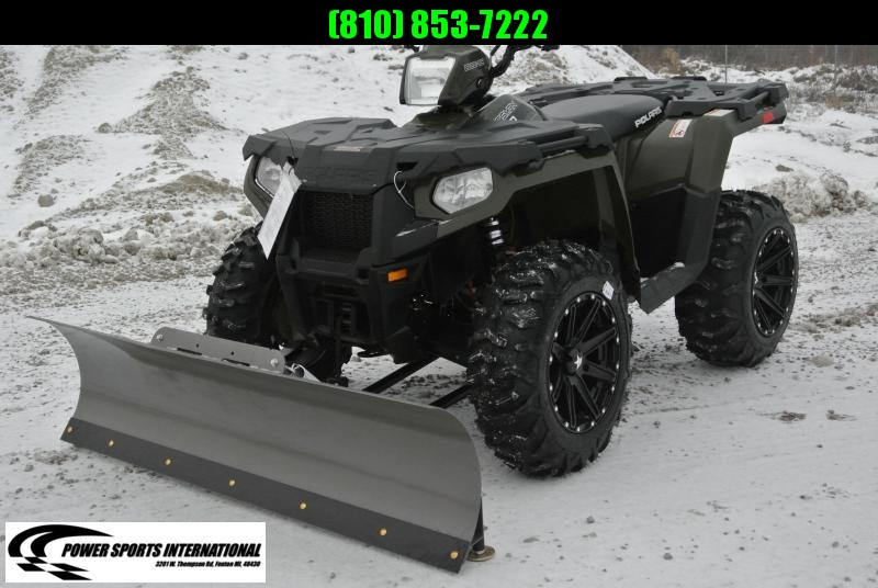 2015 POLARIS SPORTSMAN 570 EFI 4X4 Utility ATV Hunter Green #1066
