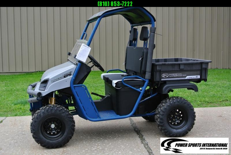 2019 American Land Master LS 550 EPS Utility Side-by-Side (UTV) #0222