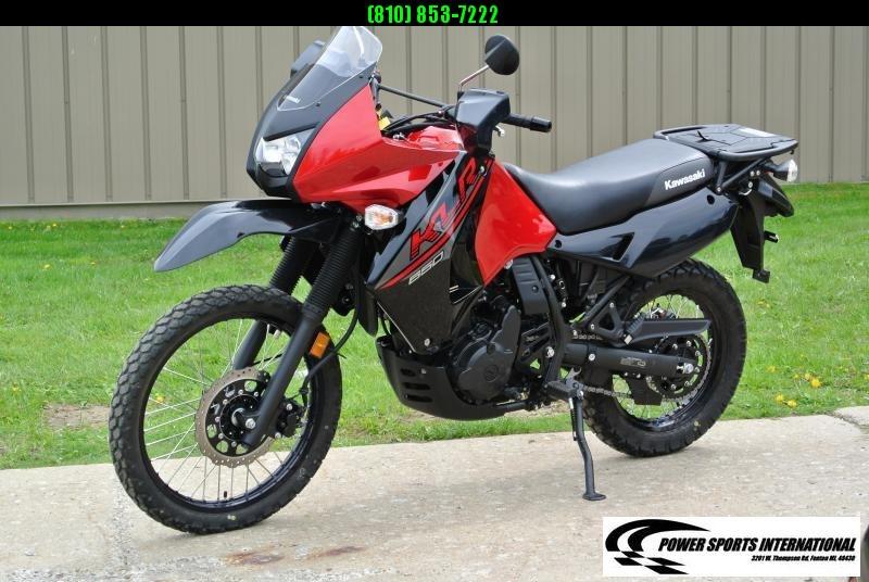 2017 Kawasaki KLR 650 KL650EHF Dual Sport Motorcycle  #0011