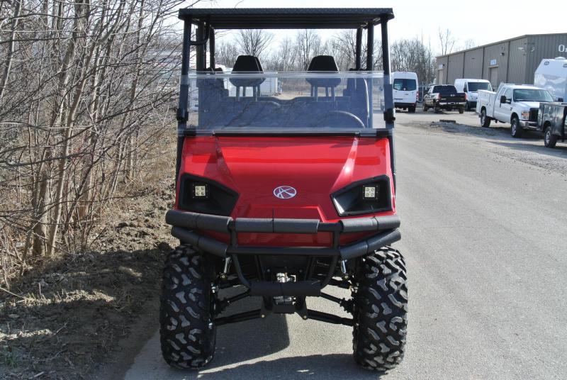 2018 LANDSTAR CREW4X 4-Seater Utility Side-by-Side (UTV)