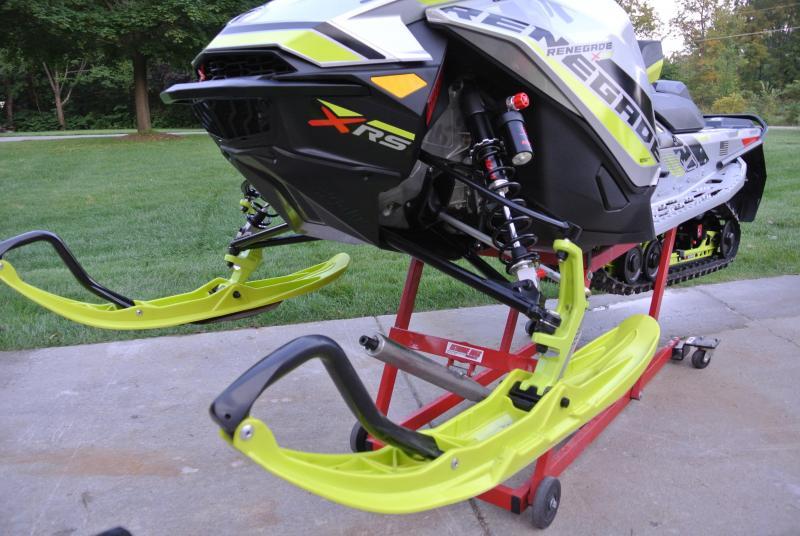 2018 SKI-DOO XRS RENEGADE 850R E-TEC Snowmobile #0049