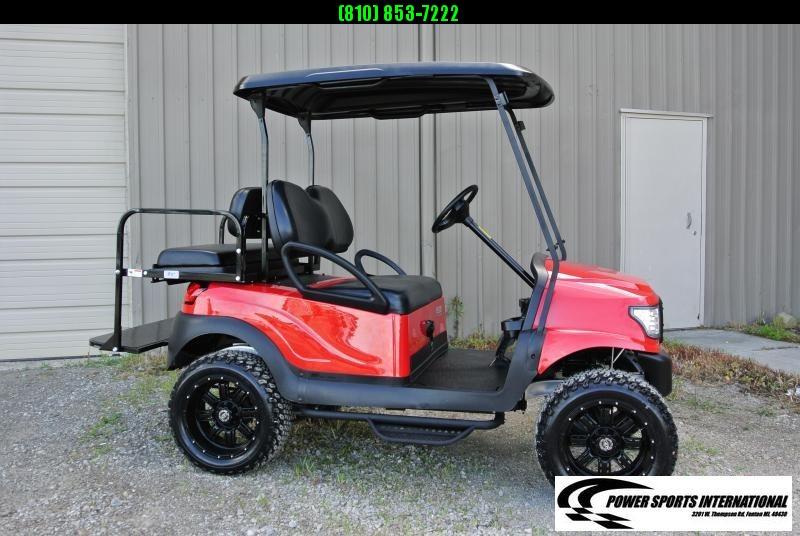 2015 Club Car Precedent 48V Electric Golf Cart #3418