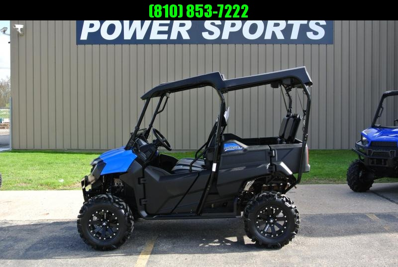 2016 HONDA SXS700M4G PIONEER 4-Seater Side By Side Red #3241