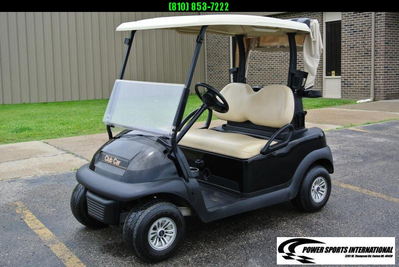 2015 CLUB CAR PRECEDENT 48V GOLF CART #3281