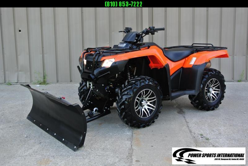 2014 HONDA TRX420FA1E FOURTRAX RANCHER (4X4 AUTOMATIC