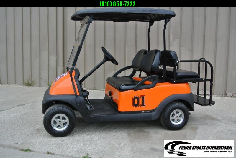 2009 Club Car Precedent 48V Electric Golf Cart #4399