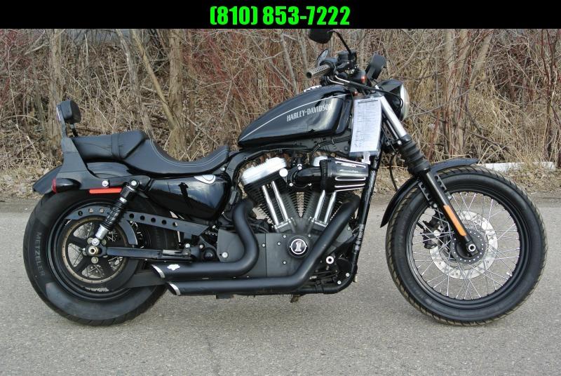 2011 Harley Davidson Nightster 1200 Motorcycle #0378