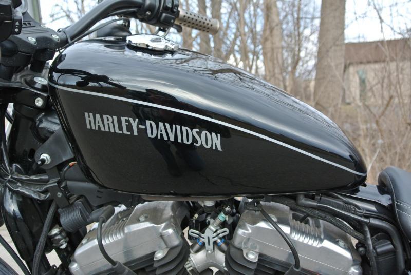 2011 Harley Davidson Nightster 1200 Motorcycle