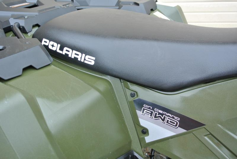 2015 POLARIS SPORTSMAN 570 HUNTER GREEN 4X4 #5561
