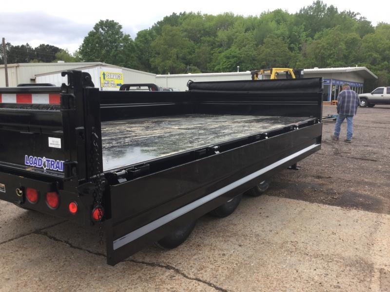 2018 Load Trail 8 x 16 Dump Trailer Deck Over 21K GVWR