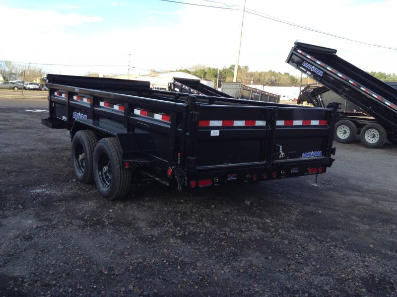 2018 Load Trail 83 x 16 HD Dump Trailer 14K GVWR