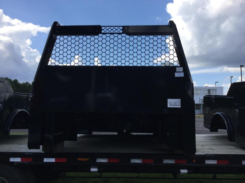 PRICE CUT! Norstar SX Skirted Bed All Makes 9' Cab & Chassis