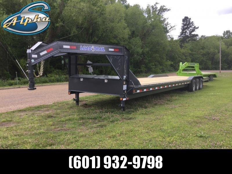 """2019 Load Trail 102"""" x 40' Triple Axle Gooseneck 21k GVWR"""