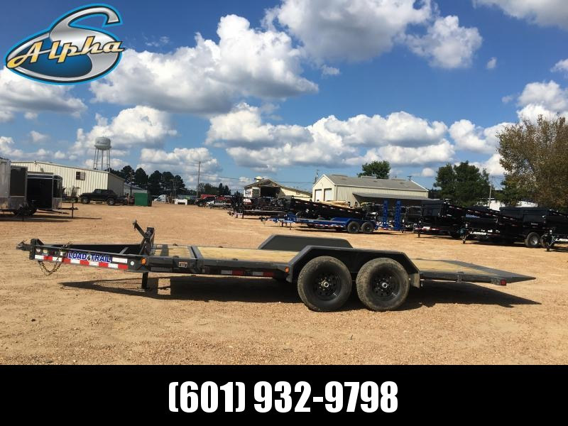 "2019 Load Trail 83"" x 18' Tilt 14k GVWR in Morgan City, MS"