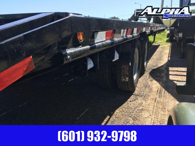 2019 Load Trail 102 x 40 HOTSHOT Gooseneck Flatbed Trailer