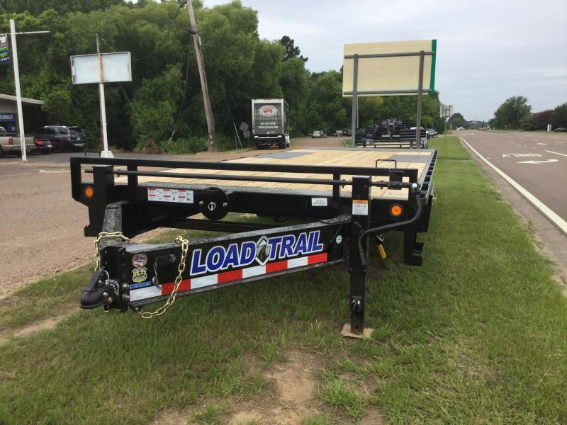 """2018 Load Trail 102"""" x 24' Full Tilt  14k GVWR"""