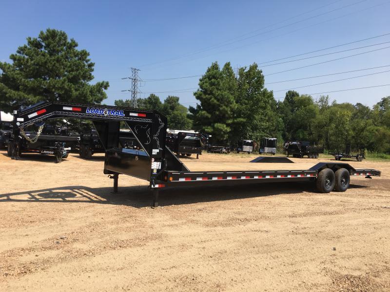 "2019 Load Trail 102"" x 32' Gooseneck Carhauler 14k GVWR"