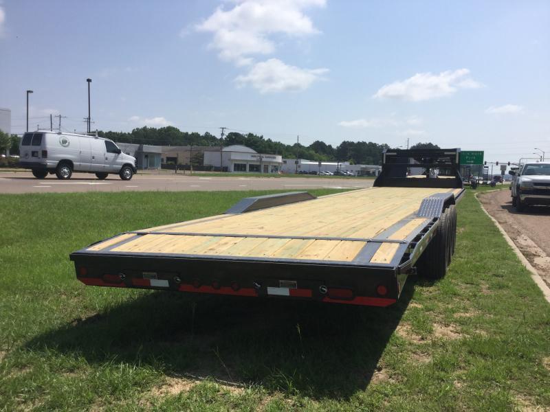 2018 Load Trail 102 x 40 Gooseneck Car Hauler Hot Shot 21K GVWR