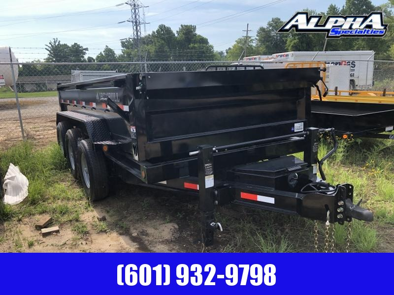 "2019 Norstar 83"" x 14' Triple Axle Dump 21k GVWR in Ashburn, VA"
