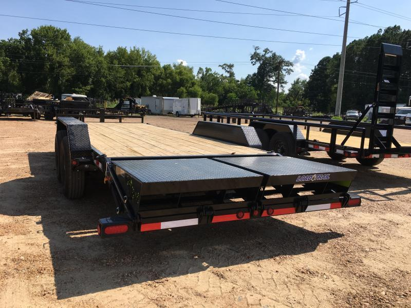 "2018 Load Trail 83"" x 22' Car/Equip. Hauler 14k GVWR"