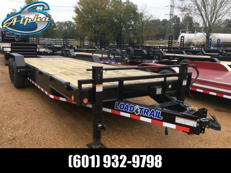 2019 Load Trail 83 x 24 Equipment/Car Hauler 14K GVWR