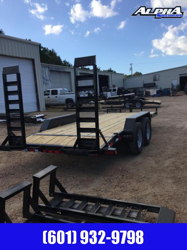2019 Load Trail 83 x 18 Car/Equipment Tractor Hauler 14K GVWR